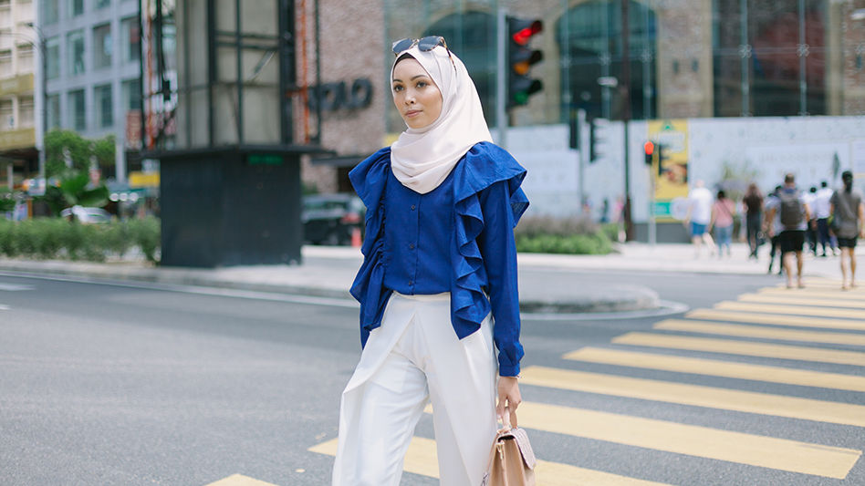 HOW TO – Modest interview outfit for Muslim women